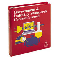 Government & Industry Standards Crossreference